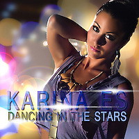 Karina ES - Dancing in the Stars - CD Cover