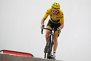 Geraint Thomas (GBR - Team Sky) Yellow Jersey during the 105th Tour de France 2018, Stage 17, Bagneres de Luchon - Col du Portet (65 km) on July 25th, 2018 - Photo Luca Bettini / BettiniPhoto / ProSportsImages / DPPI