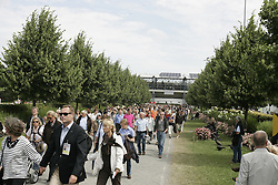 Overview<br /> CHIO Aachen 2008<br /> Photo © Hippo Foto