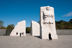 Martin Luther King Jr Memorial, Washington, DC, dc124547