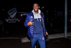 Jalan McCloud of Bristol Flyers - Photo mandatory by-line: Robbie Stephenson/JMP - 11/01/2019 - BASKETBALL - Leicester Sports Arena - Leicester, England - Leicester Riders v Bristol Flyers - British Basketball League Championship