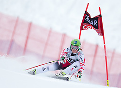 18-01-2015 AUT: Alpine Skiing World Cup, Cortina d Ampezzo<br /> Ramona Siebenhofer of Austria in action during the ladies Downhill of the Cortina FIS Ski Alpine World Cup at the Olympia delle Tofane course in Cortina d Ampezzo, Italy <br /> <br /> ***NETHERLANDS ONLY***