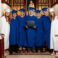St Catherine 2021 Graduation 06-04-21
