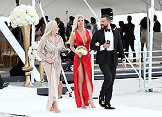 Laura Zilli marries Nick Gold - 8 April 2018