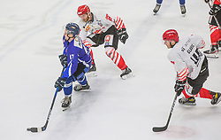 47# Glavic Gasper of HDD SIJ Acroni Jesenice during the final match of Slovenia Cup 2020/21 between HDD SIJ Acroni Jesenice and HKMK Bled, on 19.09.2020 in Ljubljana, Slovenia. Photo by Urban Meglič / Sportida