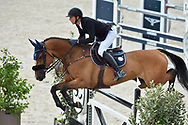 Kevin Staut riding Lorenzo during the Longines Paris Eiffel Jumping 2018, on July 5th to 7th, 2018 at the Champ de Mars in Paris, France - Photo Christophe Bricot / ProSportsImages / DPPI