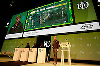 .Institute of Directors Annual Convention 2010.Tristram Mayhew  speaking at the convention....