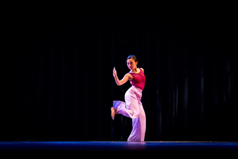 """CSC-Dancers Dress Rehearsal for the Fall Dance show, """"Turning Pointe"""""""