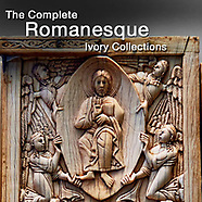 ROMANESQUE IVORY DIPTYCHS AND SCULPTURE