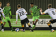 Forest Green Rovers v Newport County 011220