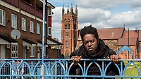 Soweto Kinch who plays Pastor Toussaint Boothe in the BBC Radio Drama 'Jesus Piece'.<br /> <br /> A radio drama of a different nature is also being developed and recorded in Birmingham during the Spring. Jesus Piece, written by Sarah Chukwudebe, is set in Birmingham; the storyline explores a former gang member and ex-con who reforms after finding religion, before being accused of murder. Playing the lead role is two-time MOBO award winner, jazz and hip-hop talent Soweto Kinch.<br />  <br /> Supported by our Radio 4 Drama team in Birmingham, the radio series has been recorded throughout March and is expected to air in late in the Spring on BBC Local Radio.<br /> <br /> 18, April, 2017. Birmingham