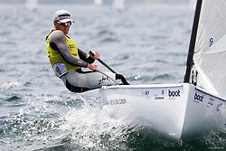 , Kiel - Kieler Woche 18. - 26.06.2016, Finn - GER 25 - Max KOHLHOFF - Kieler Yacht-Club e. V