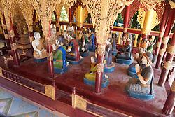 Gubyaukgyi Temple (Myinkaba)
