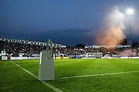 Supporters Bastia - 16.05.2015 - Bastia / Caen - 37eme journee de Ligue 1<br />Photo : Michel Maestracci / Icon Sport