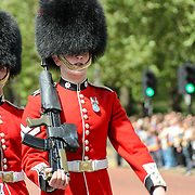 Changing of the Guard at Buckingham Palace Grenadier Guards 169-104237680x Grenadier Guards taking part in the Changing of the Queen's Guard ceremony at Buckingham Palace in London.