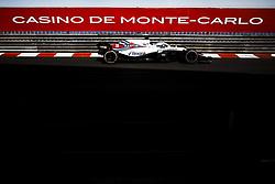 May 24, 2018 - Montecarlo, Monaco - 18 Lance Stroll from Canada with Williams F1 Mercedes FW41 during the Monaco Formula One Grand Prix  at Monaco on 24th of May, 2018 in Montecarlo, Monaco. (Credit Image: © Xavier Bonilla/NurPhoto via ZUMA Press)