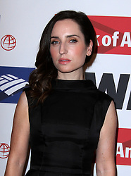Zoe Lister-Jones bei den Courage in Journalism Awards in Beverly Hills / 201016<br /> <br /> *** 27th Annual International Women's Media Foundation Courage in Journalism Awards held at the Beverly Wilshire Hotel in Beverly Hills, USA, October 20, 2016 ***