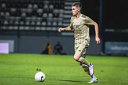 Luka Bobičanec of Mura during football match between NS Mura and PSV Eindhoven in Third Round of UEFA Europa League Qualifications, on September 24, 2020 in Stadium Fazanerija, Murska Sobota, Slovenia. Photo by Blaz Weindorfer / Sportida