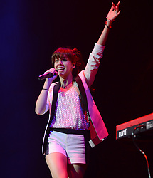 June 11, 2016 - Sunrise, Florida, United States Of America - SUNRISE, FL - OCTOBER 29: Christina Grimmi performs at the BB&T Center on October 29, 2013 in Sunrise Florida....People:  Christina Grimmie. (Credit Image: © Storms Media Group/SMG via ZUMA Wire)