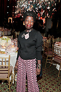 New York, New York- June 6:  Thelma Golden, Chief Curator, Studio Museum In Harlem attends the 2017 Gordon Parks Foundation Awards Dinner celebrating the Arts & Humanitarianism held at Cipriani 42nd Street on June 6, 2017 in New York City.   (Photo by Terrence Jennings/terrencejennings.com)
