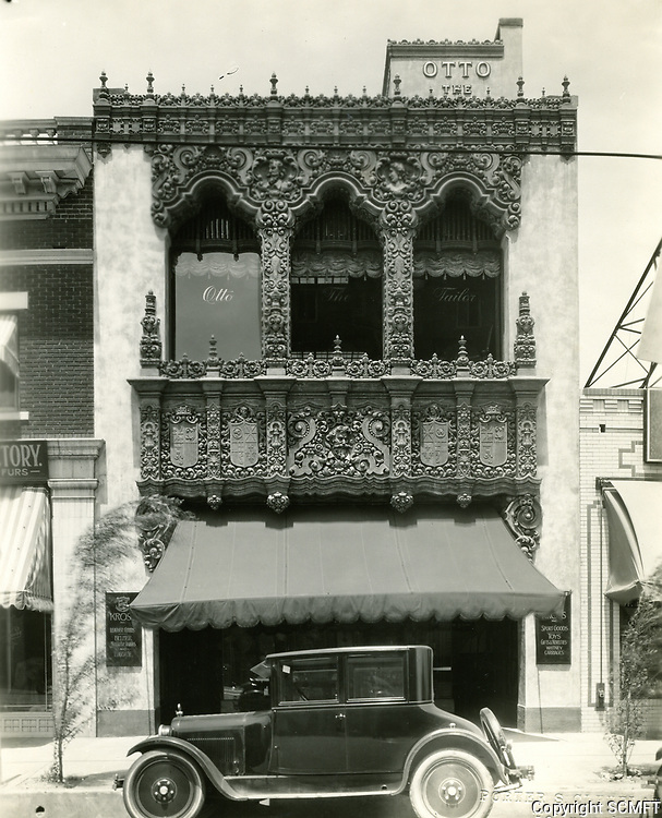 1928 Otto The Tailor at 6741 Hollywood Blvd.