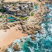 Aerial view of  Cabo del Sol, Los Cabos.