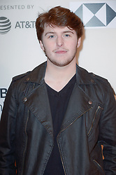 Dalton Harrod attending the screening of the movie The Miseducation Of Cameron Post during the 2018 Tribeca Film Festival at BMCC Tribeca PAC in New York City, NY, USA on April 22, 2018. Photo by Julien Reynaud/APS-Medias/ABACAPRESS.COM