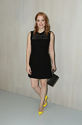Celebrities arrive at the Hammer Museum 15th Annual Gala in the Garden with Generous Support from Bottega Veneta on October 14, 2017 in Los Angeles, California. 14 Oct 2017 Pictured: Jessica Chastain. Photo credit: @parisamichelle / MEGA TheMegaAgency.com +1 888 505 6342
