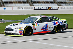 November 2, 2018 - Fort Worth, TX, U.S. - FORT WORTH, TX - NOVEMBER 02: Monster Energy NASCAR Cup Series driver Kevin Harvick (4) drives down pit row during practice for the AAA Texas 500 on November 02, 2018 at the Texas Motor Speedway in Fort Worth, Texas. (Photo by Matthew Pearce/Icon Sportswire) (Credit Image: © Matthew Pearce/Icon SMI via ZUMA Press)