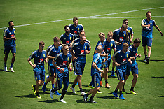 Sweden Training - 19 June 2018