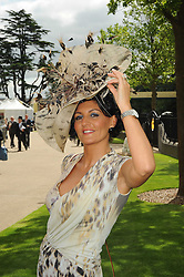 ILDA DIVICO at the first day of the 2010 Royal Ascot Racing festival at Ascot Racecourse, Berkshire on 15th June 2010.