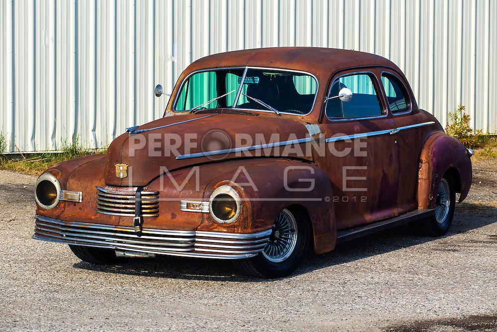 1946 Nash 600 Rat Rod