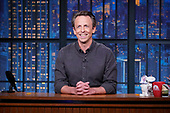 """May 06, 2021 - NY: NBC'S """"Late Night with Seth Meyers"""" - Episode 1142A"""