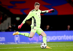 File photo dated 08-10-2020 of Wales goalkeeper Wayne Hennessey. Issue date: Sunday May 30, 2021. The FAW have announced their squad for UEFA Euro 2020.