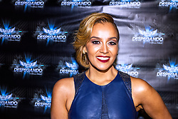 LOS ANGELES, CA - JUN 3: Rosie Rivera CEO of Jenny Rivera Enterprises attends Despegando Show VIP Launch party at Don Chente's Restaurant in downtown Los Angeles. The reality show is presented by Adriana Gallardo, founder and CEO of Adriana's Insurance. The show will coach chosen participants how to be successful entrepreneurs. 2015, June 3. Byline, credit, TV usage, web usage or linkback must read SILVEXPHOTO.COM. Failure to byline correctly will incur double the agreed fee. Tel: +1 714 504 6870.