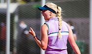 Clara Tauson of Denmark during the first round of the Roland-Garros 2021, Grand Slam tennis tournament on May 30, 2021 at Roland-Garros stadium in Paris, France - Photo Rob Prange / Spain ProSportsImages / DPPI / ProSportsImages / DPPI