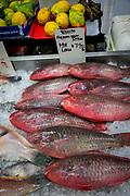 Chinatown Market Place, Honolulu, Oahu, Hawaii