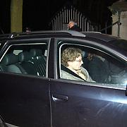 Overlijden prins Bernhard, prins Bernhard Jr. en Anette Sekreve verlaten paleis Soestdijk