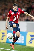 FOOTBALL - FRENCH LEAGUE CUP 2012/2013 - 1/8 FINAL - LILLE OSC v TOULOUSE FC - 30/10/2012 - PHOTO CHRISTOPHE ELISE / DPPI - DORIAN KLONARIDIS (LOSC)