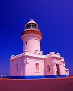 This is the light house which overlooks and protects ships as they sail past Australia's most Easterly point, Byron Bay. The lighthouse stands on top of a hill which runs straight down to the rocky shore line that makes up the coast of Byron Bay. The bay itself is a mixture of golden sandy beaches and dramatic cliffs making it now one of the best places in the world I've ever been, truly a paradise on earth.<br /> <br /> This image is ready to download for personal or commercial use and to order as a limited edition print. I will only make available 50 prints of this image, you can choose to have it printed on canvas or as a framed or unframed print ensuring you have an exclusive peace of highly collectable photo art to add to any home or business.