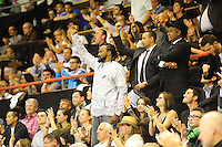 Ronny TURIAF / Tony Parker Senior - 25.05.2015 - Lyon Villeurbanne / Le Mans - 1/4Finale retour Playoff Pro A<br />