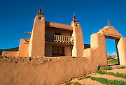 SPANISH MISSION, NEW MEXICO San Jose de Gracia in Las Trampas