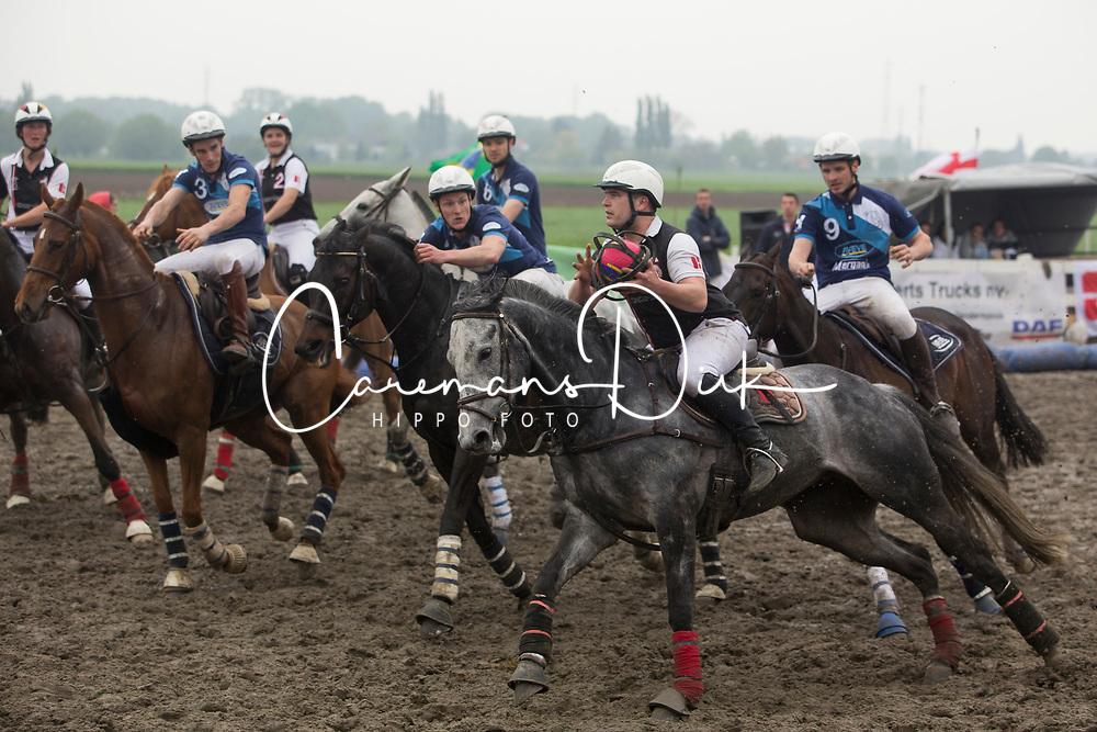 Dierickx Kenny, BEL,<br /> BK Horseball 2018<br /> © Sharon Vandeput<br /> 14:19:31