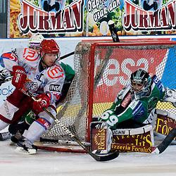 20110401: SLO, Ice Hockey - National Championships, HDD Tilia Olimpija vs Acroni Jesenice