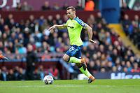 Aston Villa v Derby County - Sky Bet Championship<br /> BIRMINGHAM, ENGLAND - APRIL 28 :  Derby County's Andreas Weimann in action at Villa Park