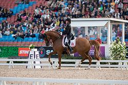 , Dufour Cathrine, DEN, Atterupgaards Cassidy<br /> FEI European Dressage Championships - Goteborg 2017