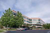 Architectural image of CGD Office building in Columbia MD by Jeffrey Sauers of Commercial Photographics, Architectural Photo Artistry in Washington DC, Virginia to Florida and PA to New England