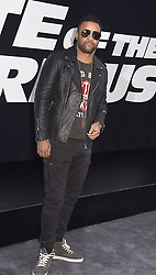 """Shaggy attends The World Premiere of """"The Fate of the Furious"""" on April 8, 2017 at Radio City Music Hall in New York, New York, USA. *** Please Use Credit from Credit Field ***"""