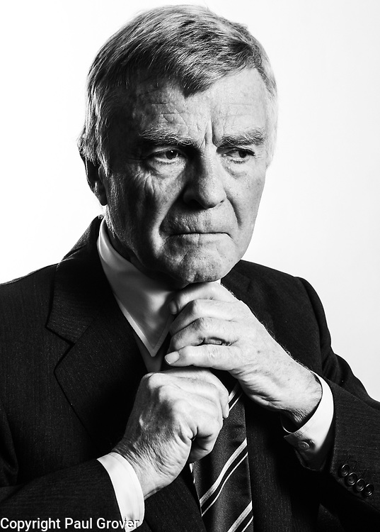 Commission Fea0002052   Pic Shows Max Mosley of the FIA in interview with Andrew Alderson