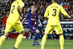 May 9, 2018 - Barcelona, Catalonia, Spain - 04 Ivan Rakitic from Croatia of FC Barcelona during the  La Liga football match between FC Barcelona v Villarreal CF at Camp Nou Stadium in Spain on May 9 of 2018. (Credit Image: © Xavier Bonilla/NurPhoto via ZUMA Press)